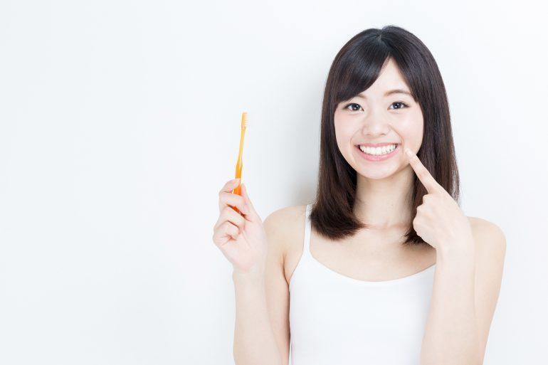 清掃性が高まることで虫歯や歯周病のリスクが下がる
